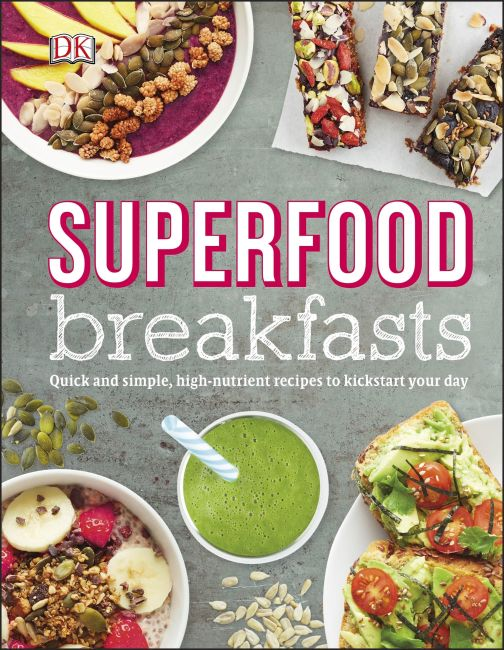 eBook cover of Superfood Breakfasts