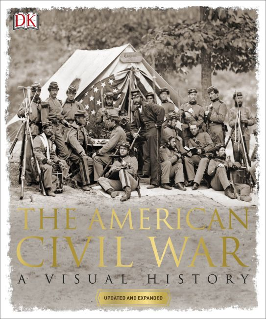 Paperback cover of The American Civil War