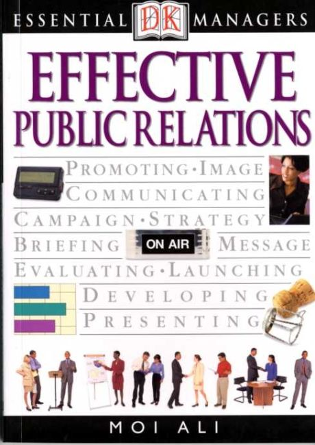 eBook cover of Effective Public Relations