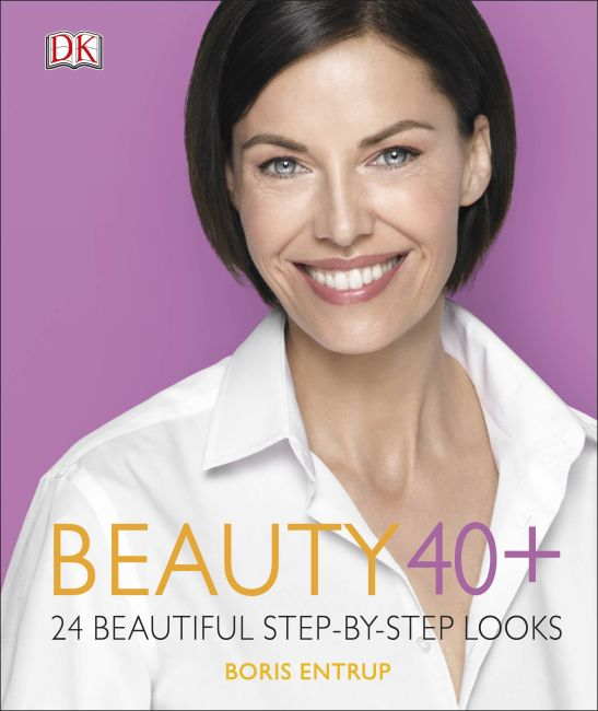 Hardback cover of Beauty 40+