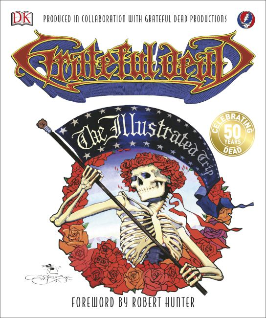 Paperback cover of Grateful Dead