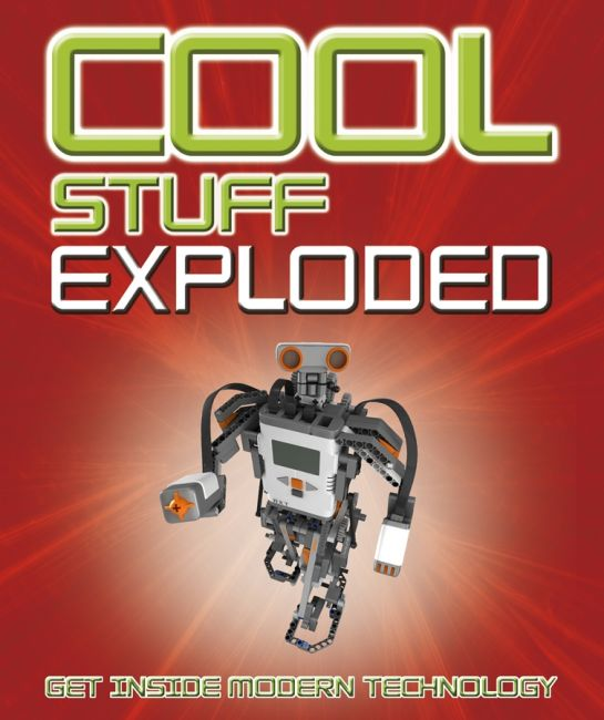 eBook cover of Cool Stuff Exploded