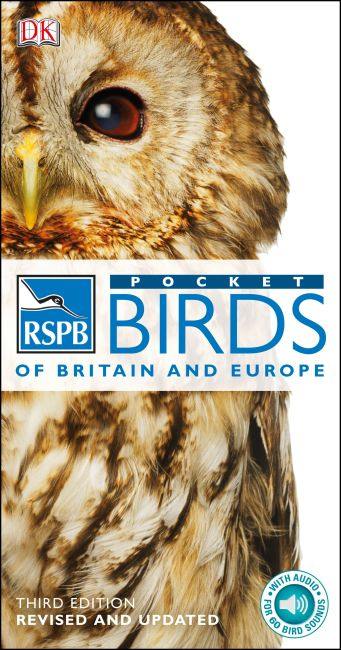 eBook cover of RSPB Pocket Birds