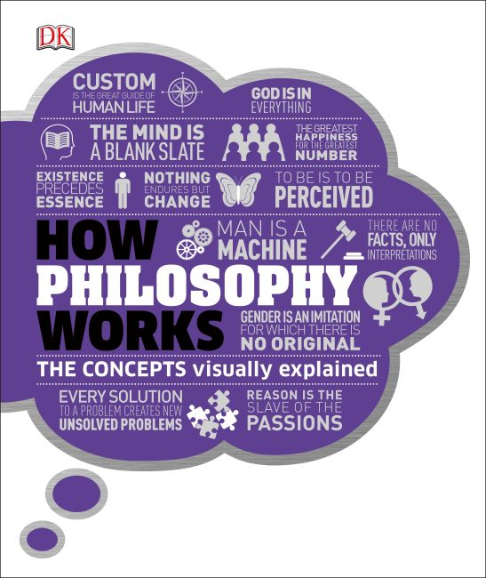 Hardback cover of How Philosophy Works