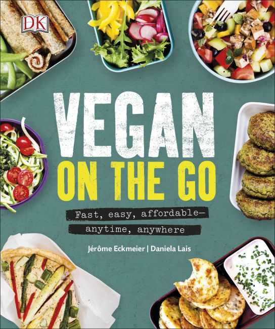 Flexibound cover of Vegan on the Go