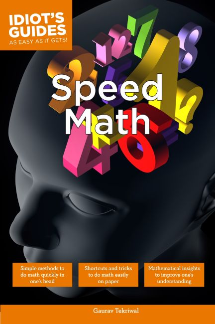 Paperback cover of Speed Math
