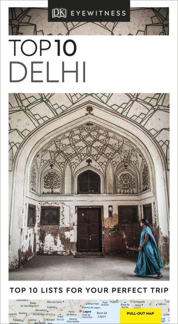Paperback cover of Top 10 Delhi