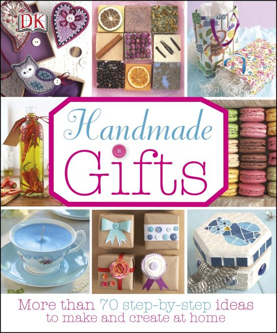 Hardback cover of Handmade Gifts