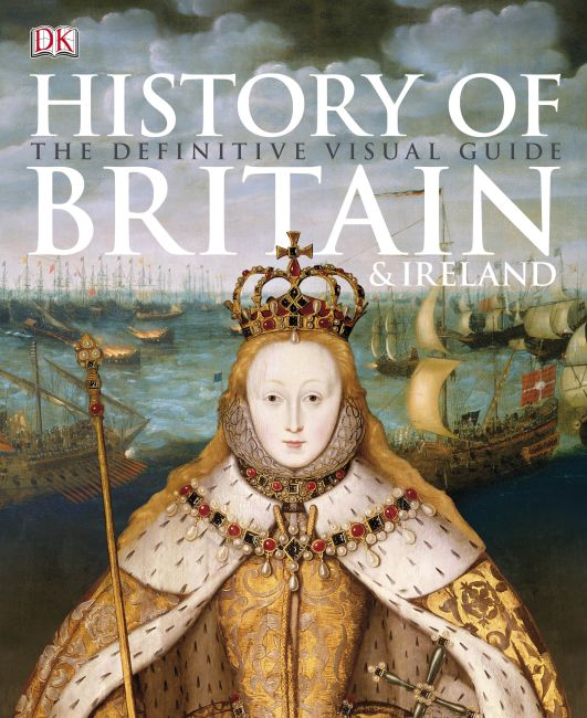 Paperback cover of History of Britain & Ireland