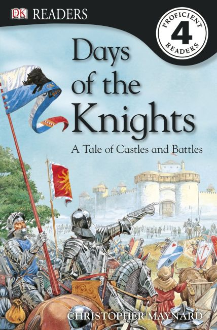 eBook cover of Days Of The Knights