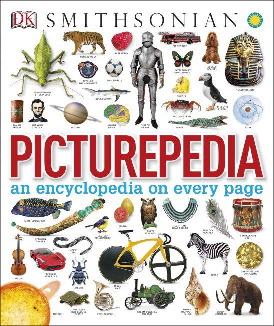 Hardback cover of Picturepedia