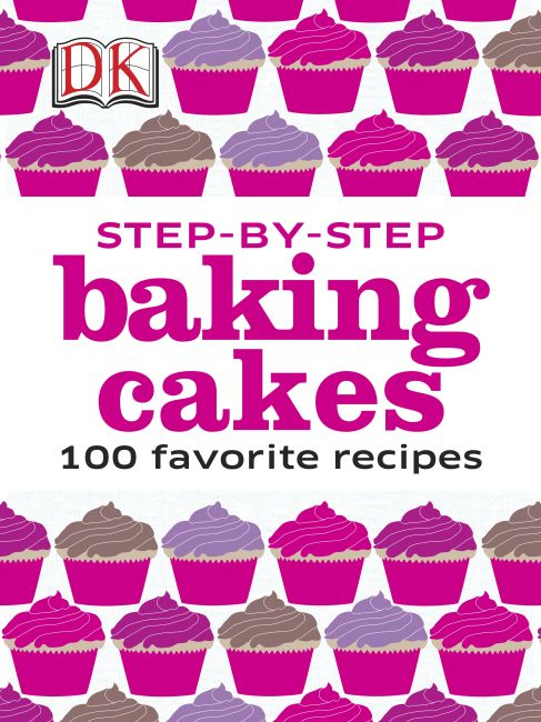 eBook cover of Step by Step Baking Cakes