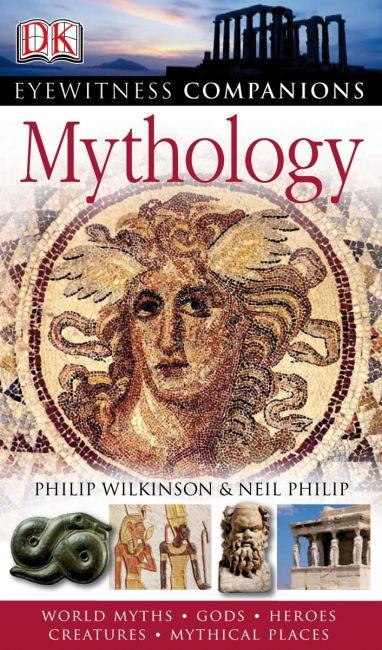 eBook cover of Eyewitness Companions: Mythology