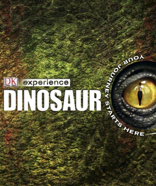 eBook cover of Dinosaur