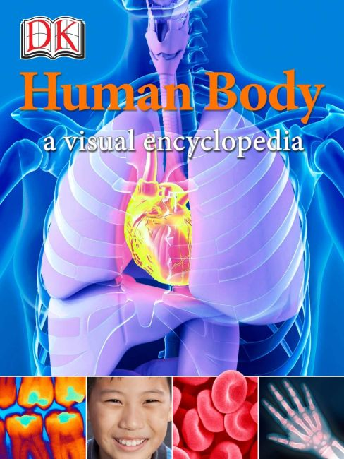 eBook cover of Human Body: A Visual Encyclopedia