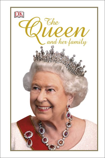 Hardback cover of The Queen and her Family