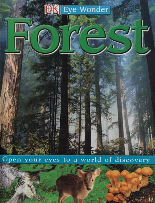 eBook cover of Eyewonder: Forest