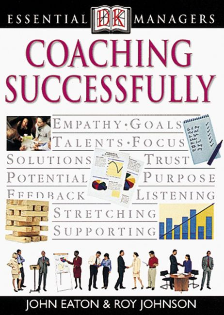 eBook cover of DK Essential Managers: Coaching Successfully