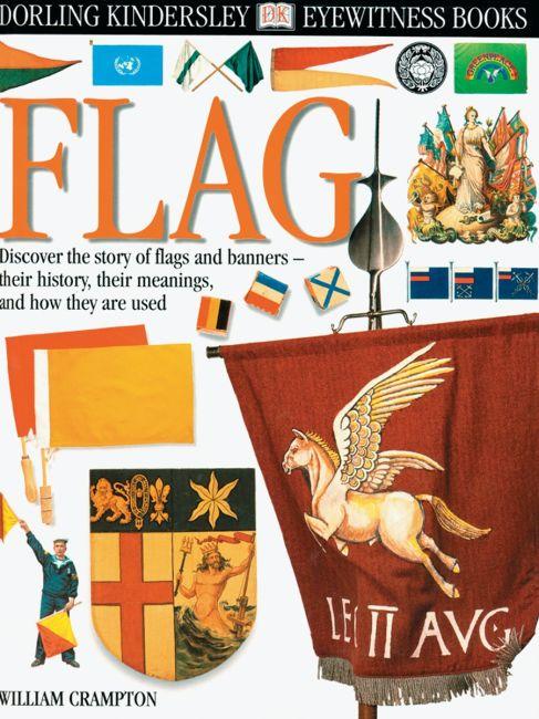 eBook cover of DK Eyewitness Books: Flag