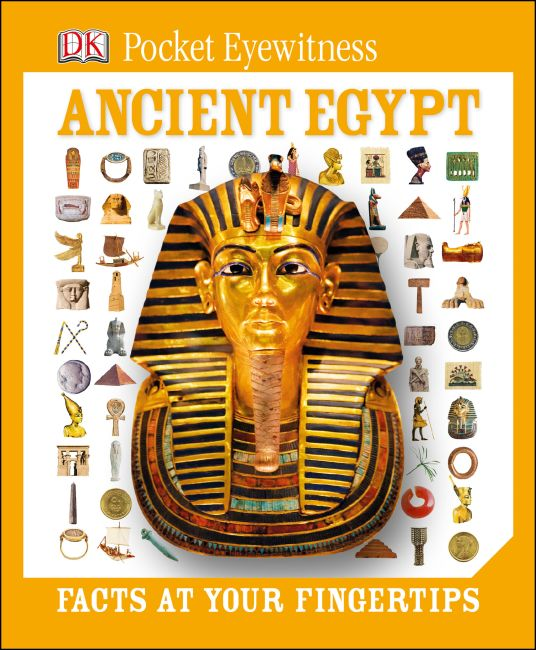 eBook cover of Ancient Egypt