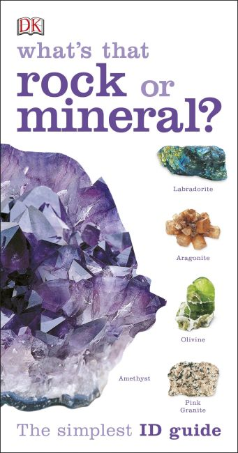 Paperback cover of What's that Rock or Mineral?