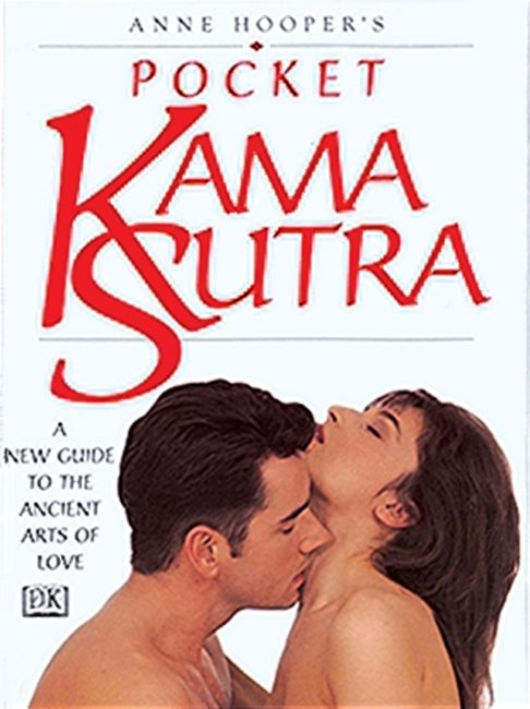 Hardback cover of Pocket Kama Sutra
