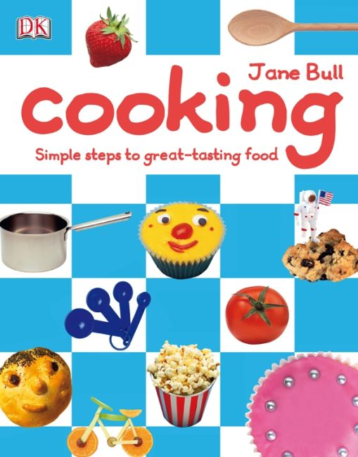 eBook cover of Cooking