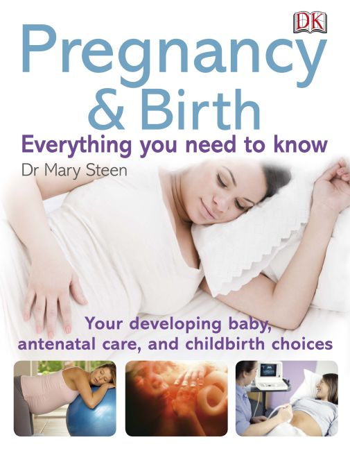 eBook cover of Pregnancy and Birth: Everything you need to know