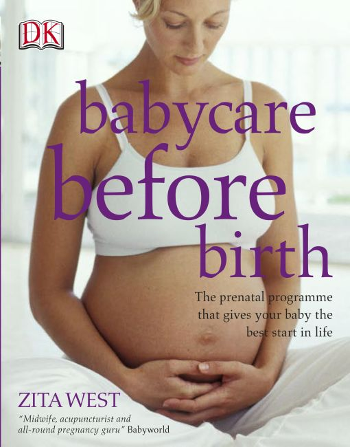 eBook cover of Babycare Before Birth