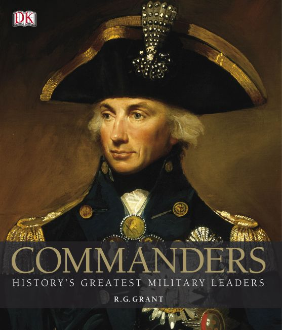 eBook cover of Commanders