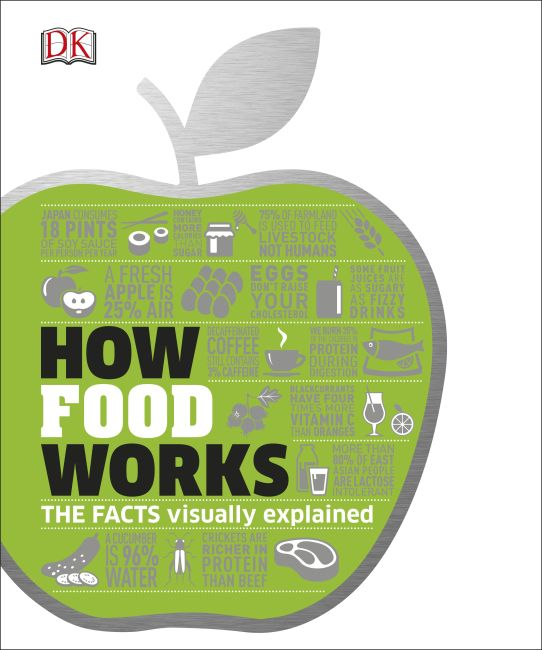 Hardback cover of How Food Works