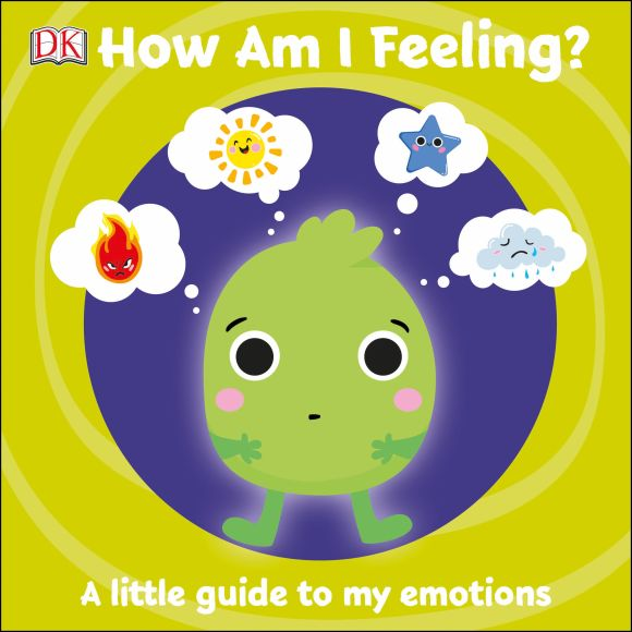 Board book cover of How Am I Feeling?