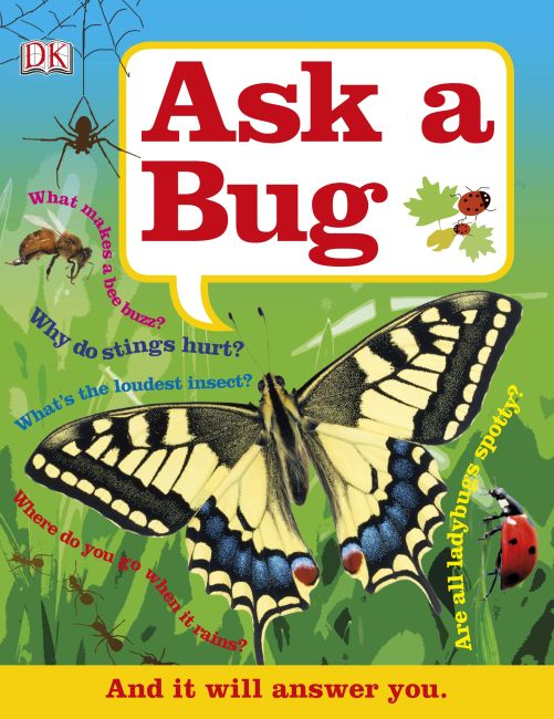 eBook cover of Ask a Bug
