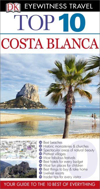 eBook cover of Top 10 Costa Blanca