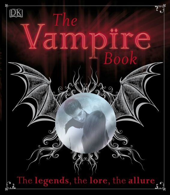 eBook cover of The Vampire Book