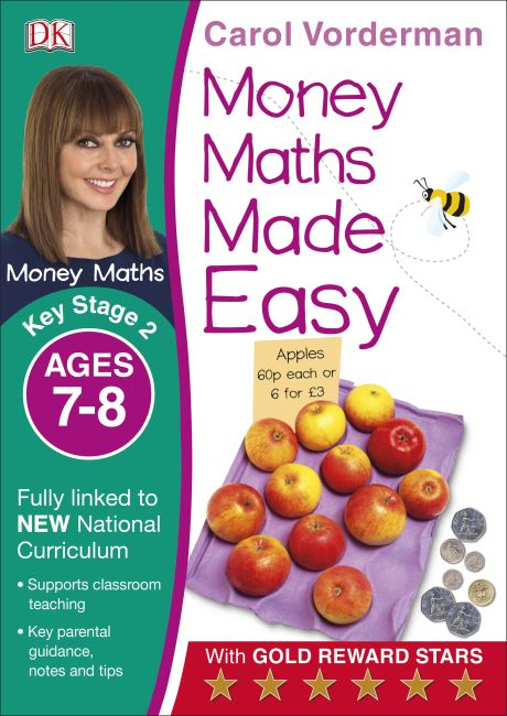 Paperback cover of Money Maths Made Easy