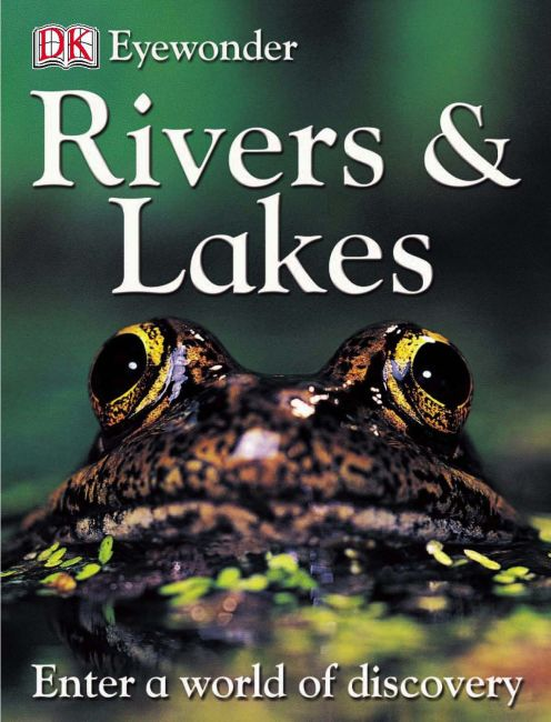 eBook cover of Eyewonder Rivers and Lakes