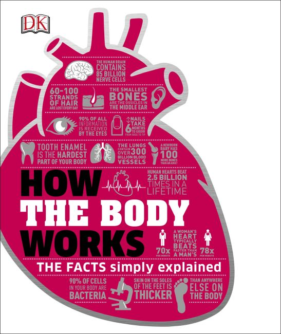 Hardback cover of How the Body Works