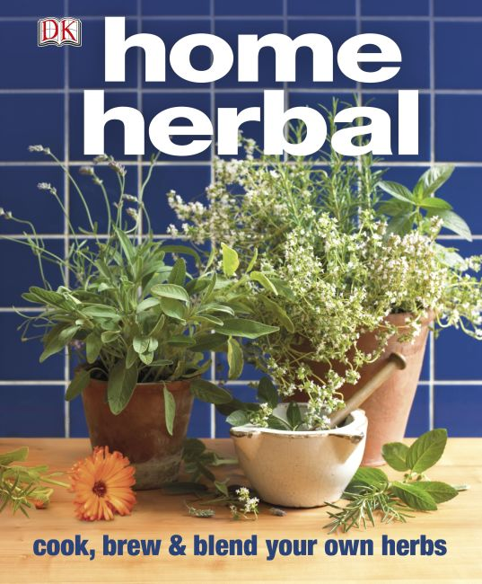 Paperback cover of Home Herbal
