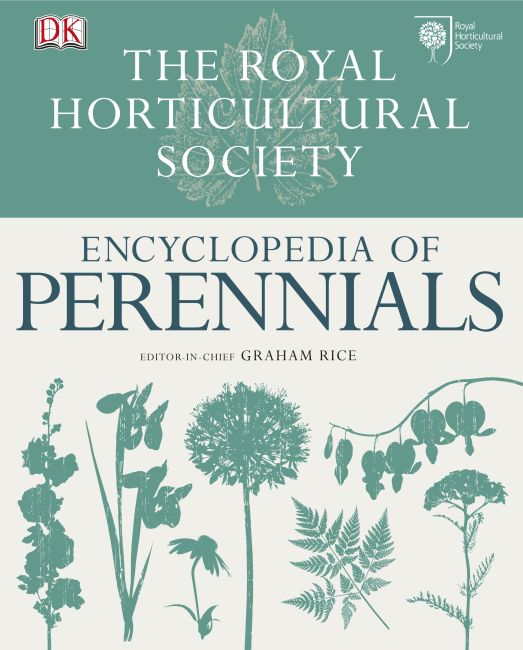 Hardback cover of RHS Encyclopedia of Perennials