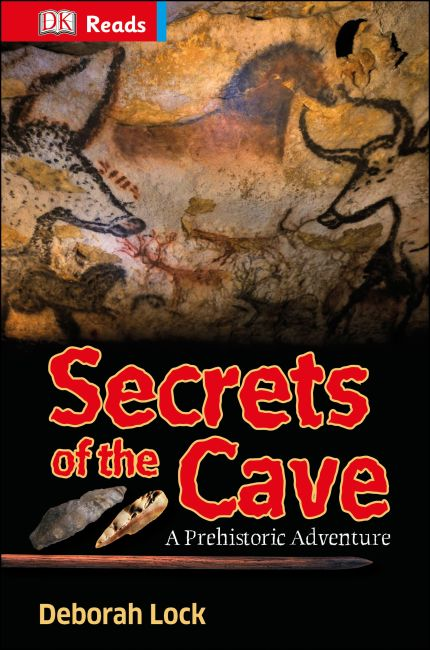 eBook cover of Secrets of the Cave