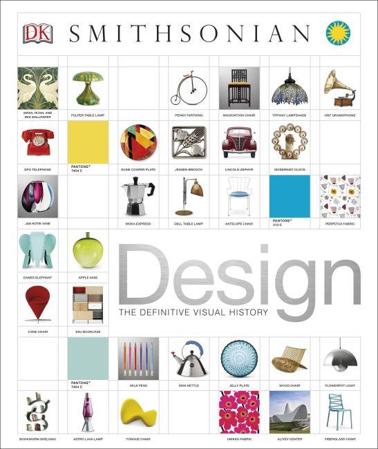 Hardback cover of Design