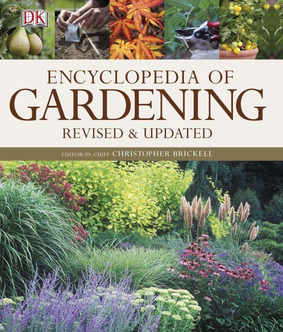 Hardback cover of Encyclopedia of Gardening
