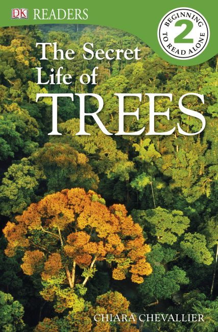 eBook cover of The Secret Life of Trees