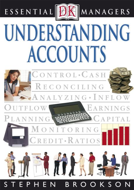 eBook cover of Understanding Accounts