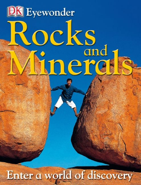 eBook cover of Rocks & Minerals