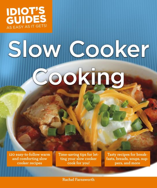 Paperback cover of Slow Cooker Cooking