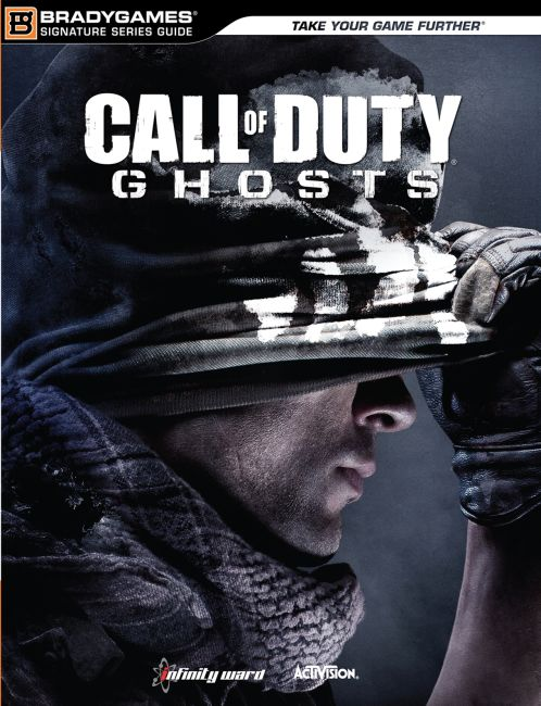 eBook cover of Call of Duty: Ghosts Signature Series Strategy Guide