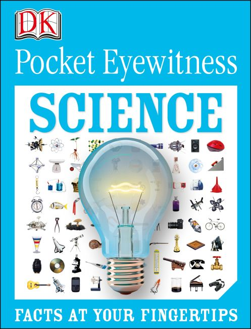 eBook cover of Pocket Eyewitness Science