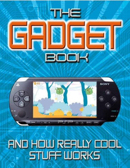 eBook cover of The Gadget Book